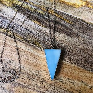 New Stone necklace